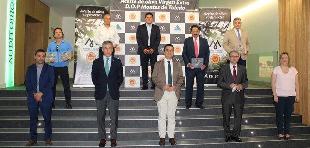 La DOP Montes de Toledo reconoce a los AOVEs de la Cooperativa Tesoro de Guarrazar en sus Premios Cornicabra