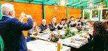Futuros hosteleros gallegos conocen el AOVE de la DOP Montes de Toledo