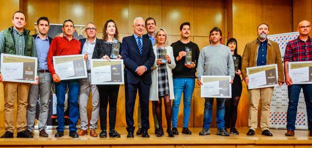Almazara Valle del Iregua, Almazara Ecológica de La Rioja y Karey Agrícola, ganadores del III Concurso a la Calidad del Mejor Aceite de La Rioja 2019