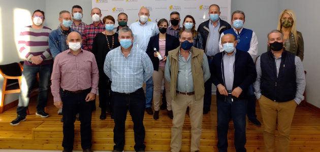 La DOP Sierra de Segura renueva su Junta de Gobierno