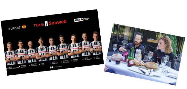 Finca Duernas, proveedor oficial de aceite de oliva virgen extra del equipo ciclista Sunweb Team