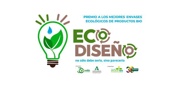 Ecovalia premiará los mejores envases de productos ecológicos en Ecodiseño