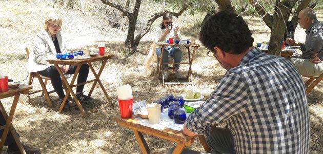 Ecotrama bate récord de participación y realizará el concurso en un olivar ecológico