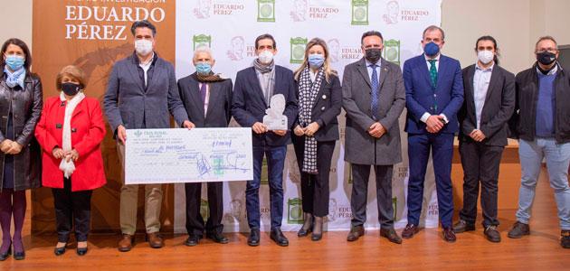 Una investigación sobre la restauración de cárcavas o chorreras para olivares gana el III Premio de Investigación 'Eduardo Pérez'