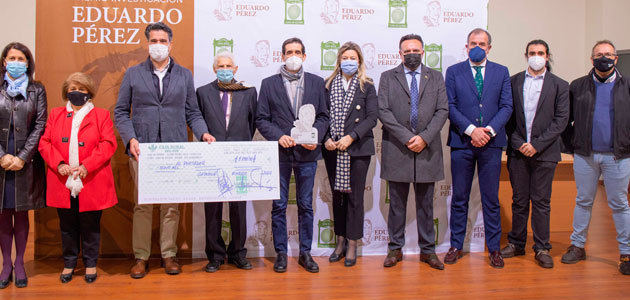 Una investigación sobre la restauración de cárcavas o chorreras para olivares gana el III Premio de Investigación