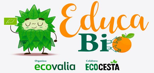 EducaBio impulsará una alimentación ecológica y saludable entre los escolares