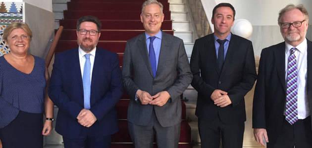 La Junta y la embajada británica analizan los efectos del Brexit en Andalucía