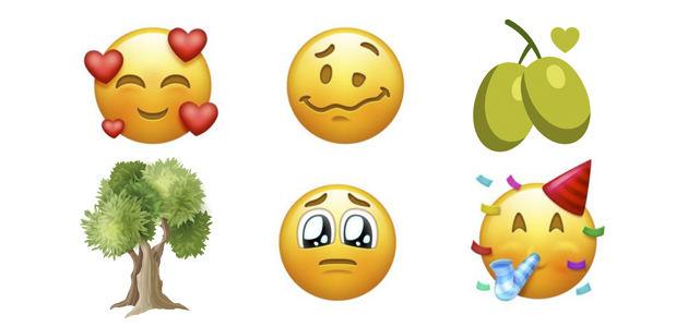 Emojis: ¿Y el AOVE pa' cuando?
