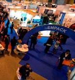 Cerca de 400 empresas nacionales e internacionales se darán cita en Logistics, Empack y Packaging Innovations Madrid