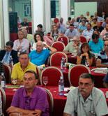 Expertos y representantes del sector participarán en el VIII Encuentro de Maestros y Responsables de Almazara