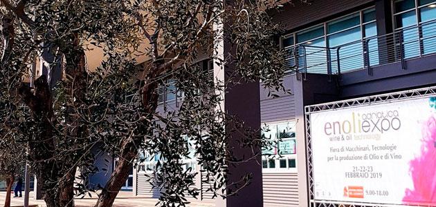 Abre sus puertas EnoliExpo, la feria italiana de tecnología, maquinaria y servicios para la producción de aceite de oliva