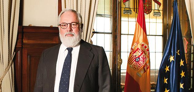 Entrevista con el Ministro de Agricultura, Alimentación y Medio Ambiente Miguel Arias Cañete
