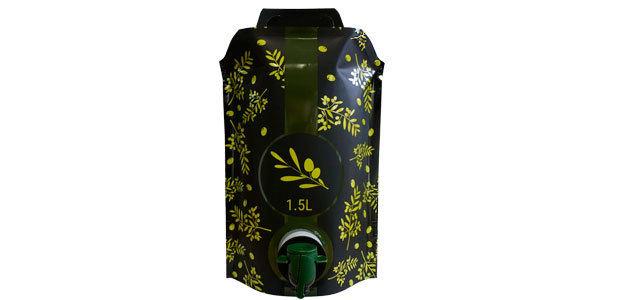 Smurfit Kappa presenta un nuevo envase de aceite de oliva
