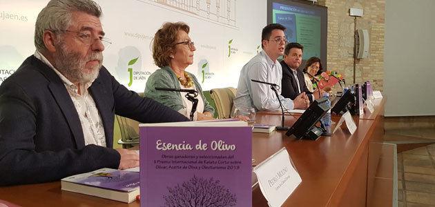 Autores de toda España rinden culto al oro líquido en el libro