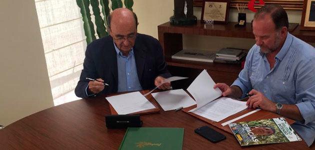 La DOP Estepa y la Fundación Caja Rural del Sur impulsarán proyectos de investigación vinculados a la sostenibilidad del olivar