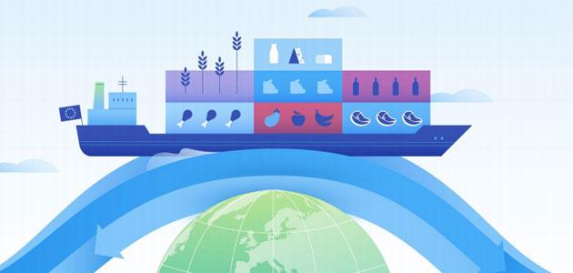 Un estudio de la CE constata la repercusión positiva de los acuerdos comerciales en las exportaciones agroalimentarias