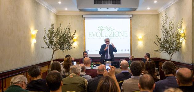 Evoluzione, un evento para la promoción y valorización del AOVE de calidad