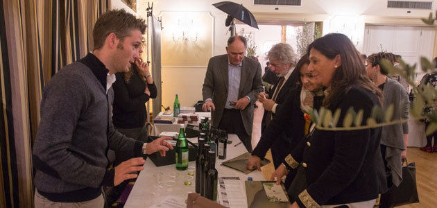 Roma celebra Evoluzione, un evento para impulsar el uso del AOVE en la restauración