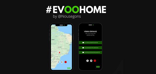 #EVOOHOME, una iniciativa para promocionar el AOVE y la gastronomía de proximidad