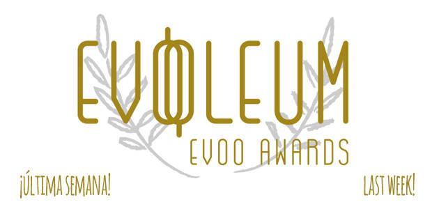 Última semana para inscribirse en los EVOOLEUM Awards 2017: una edición más internacional y dinámica