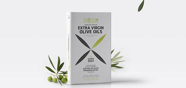 Sale al mercado EVOOLEUM 2021, la Guía más influyente del mundo