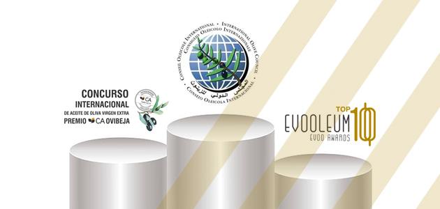 """EVOOLEUM Awards se consolida como uno de los concursos más prestigiosos y rigurosos del mundo según el ranking """"The World's Best Olive Oils"""""""