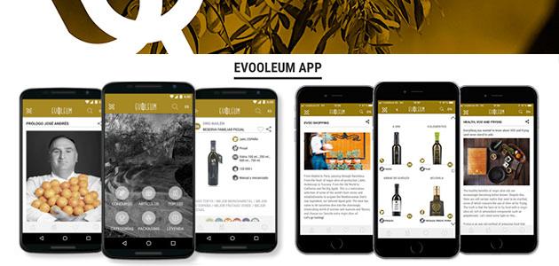 La app EVOOLEUM recibe el Premio a la Innovación del Año
