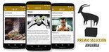 La app EVOOLEUM se alza con el premio 'Selección Anuaria'
