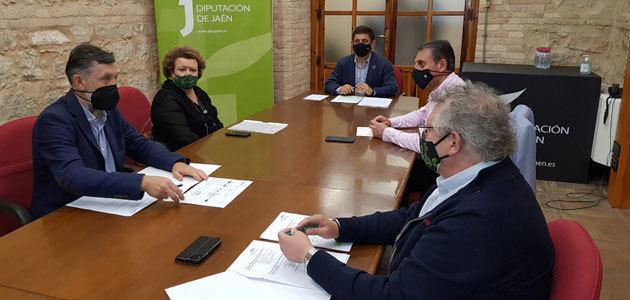 Analizan los aspectos para mejorar el expediente de la candidatura de Paisajes del Olivar en Andalucía