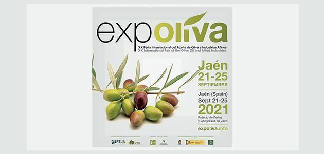 Expoliva 2021: en septiembre, nuevas instalaciones y formato mixto