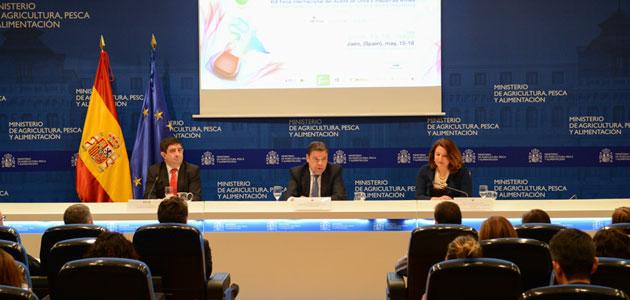 Expoliva vuelve a pulverizar registros con récord de expositores y mayor proyección internacional