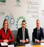 Extenda y Banco Sabadell colaboran para facilitar servicios financieros a pymes y autónomos andaluces