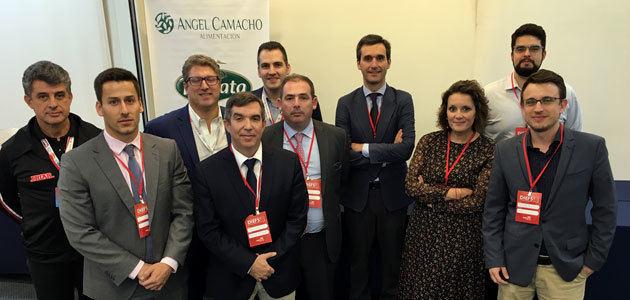 Empresas andaluzas de AOVE se reúnen con importadores y distribuidores brasileños