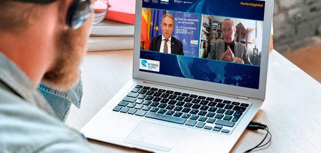 Extenda Global 2020 fomenta el negocio exterior de las pymes andaluzas y la inversión internacional