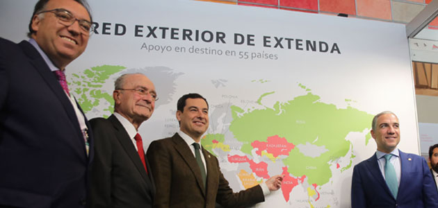 Sevilla acogerá en noviembre Extenda Global, la cita anual del comercio exterior de Andalucía