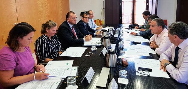 El Consejo de Administración de Extenda nombra a Arturo Bernal consejero delegado de la entidad