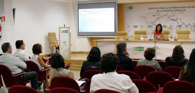Empresas agroalimentarias andaluzas conocen la normativa de verificación de proveedores en EEUU