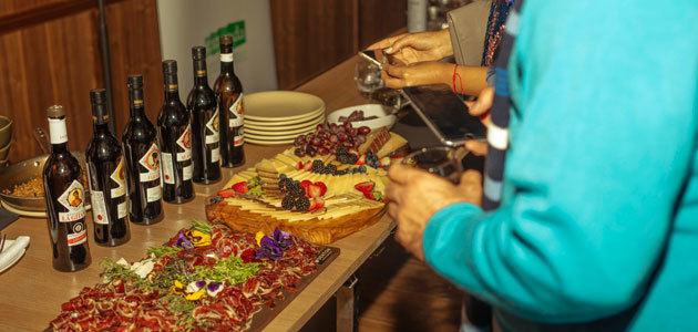 Periodistas de Estados Unidos conocen la calidad de los alimentos y gastronomía andaluza en Miami