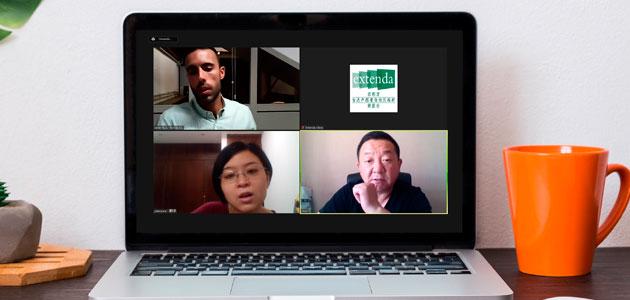 Empresas andaluzas de AOVE y aceitunas abren nuevas oportunidades de negocio en China