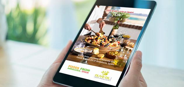 El AOVE, protagonista del punto de venta on line con mayor oferta de comida española de EEUU