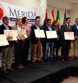 Pago Baldíos San Carlos y Vieiru, premiadosen la Cata-Concurso Extrema Selección