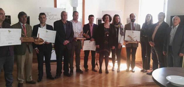 Pago Baldíos San Carlos, Agropecuaria Carrasco y Marqués de Valdueza, ganadores de los premios