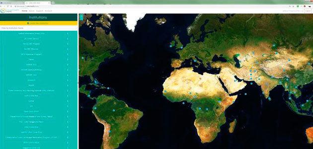 La FAO y la NASA lanzan una herramienta geoespacial para rastrear el uso de la tierra