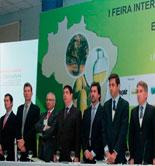La Feria Internacional de Negocios en Olivicultura de Brasil cierra con éxito su primera edición