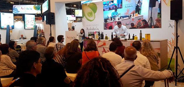 Abierto el plazo para asistir con la Junta de Andalucía en 2020 a las ferias Gourmets, Alimentaria, Salimat y Organic Food Iberia