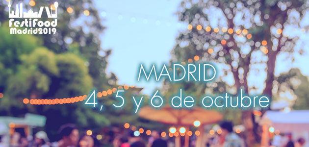 Festifood Madrid, la fiesta gastronómica de los alimentos gourmet