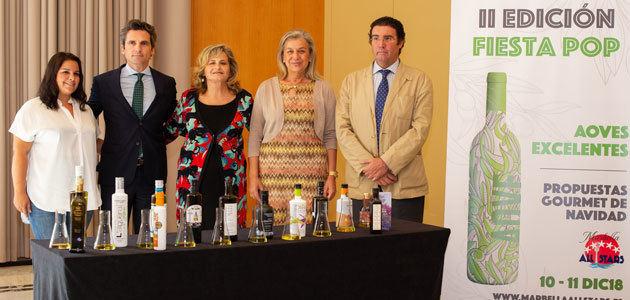Récord de almazaras y empresas participantes en la II Fiesta POP de Marbella All Stars