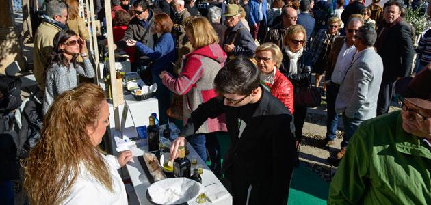 Linares y Bilbao acogerán en noviembre la Fiesta Anual del Primer Aceite de Jaén