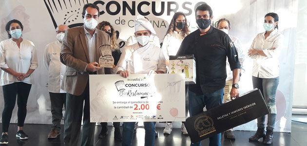 El almeriense Ángel Hernández Jiménez gana el concurso de cocina ecológica BioRestauración