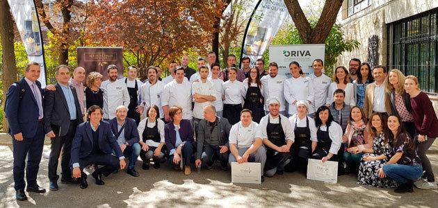 Una alumna de la Escuela de Hostelería Leioa de Vizcaya gana el Concurso de Cocina de Oriva